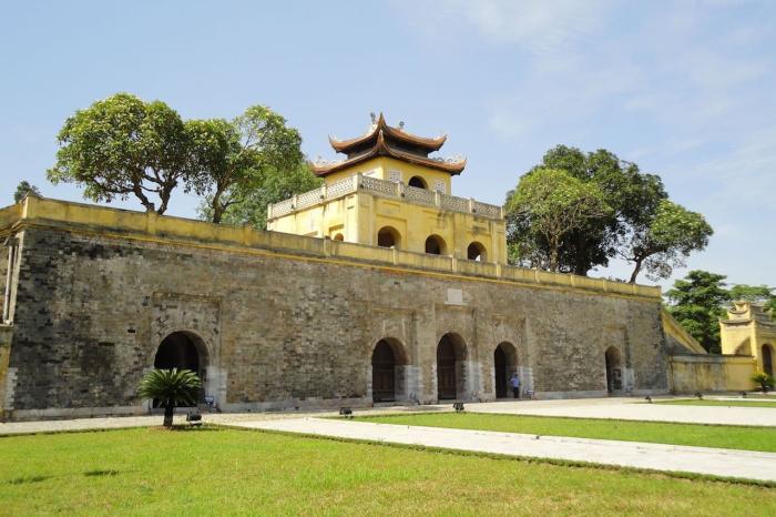 Вьетнам, Ханойская цитадель