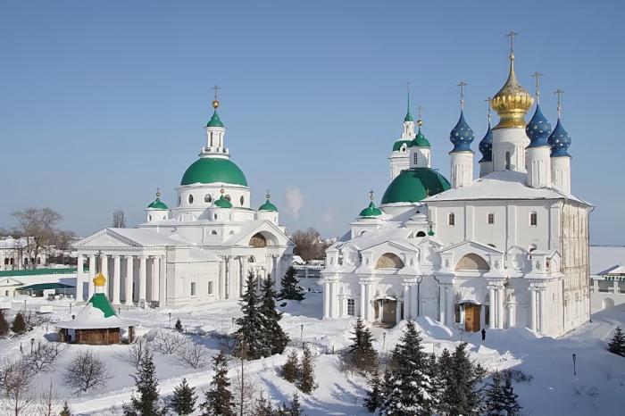 Золотое кольцо, Ростов Великий