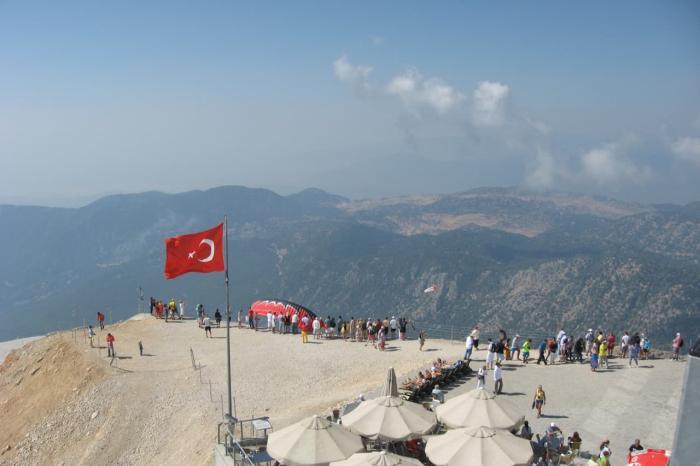 Турция Кемер Olympos Teleferik