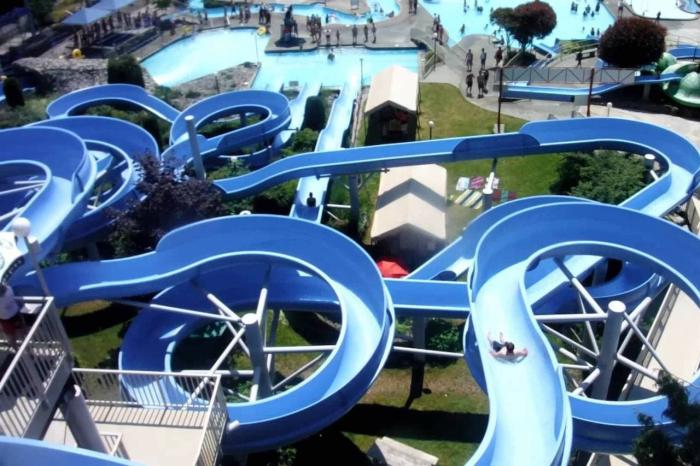Турция Мармарис Atlantis Waterpark