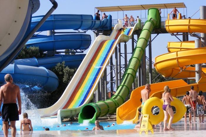 Турция Мармарис Atlantis Waterpark 2