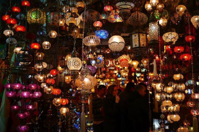 Турция Стамбул Большой базар