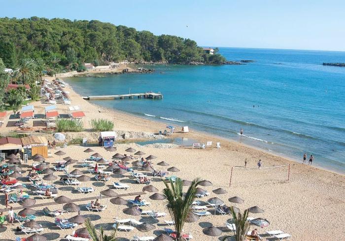 Турция, средиземноморское побережье