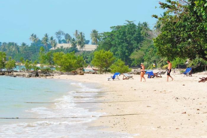 Краби, Пляж Клонг Муанг