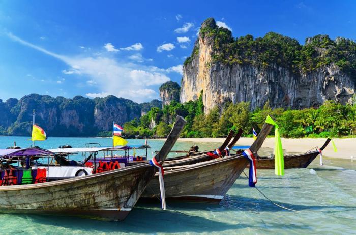 Таиланд в мае - где лучше отдыхать