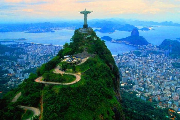 Бразилия, Гора Корковаду