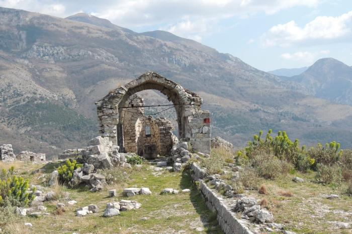 Черногория, Крепость Хай-Нехай