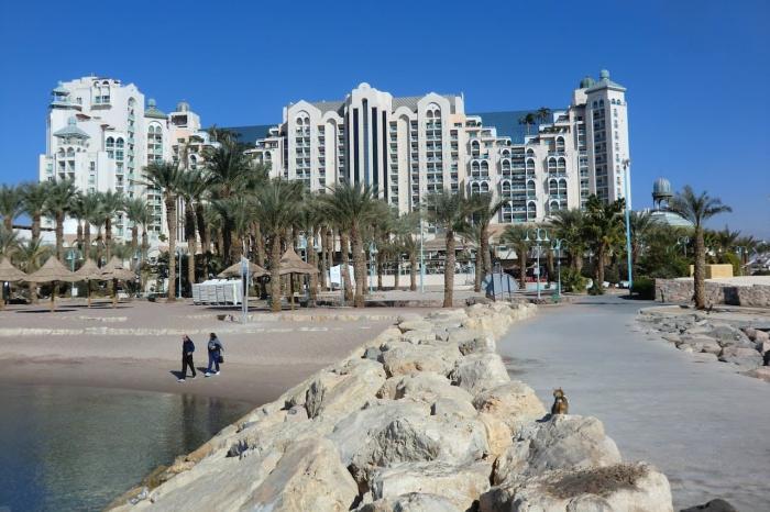 Израиль, Курорт Эйлат
