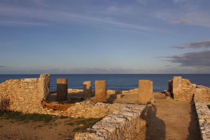 Тунис, Развалины древнего города Керкуан