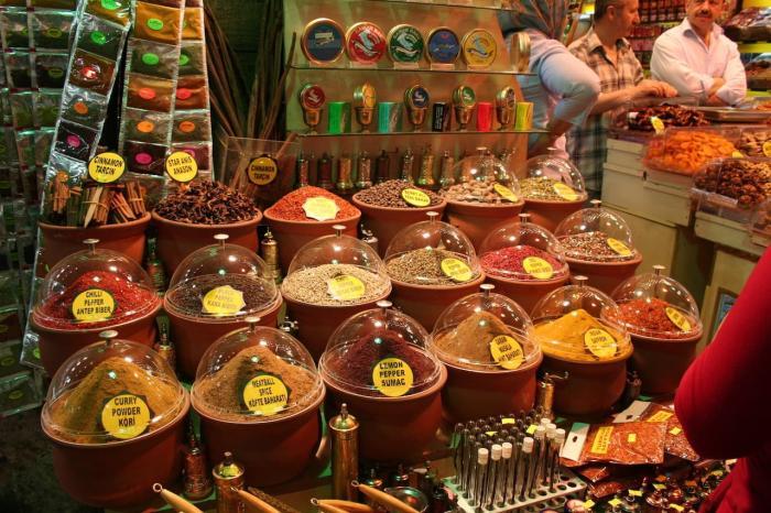 Стамбул, Большой базар
