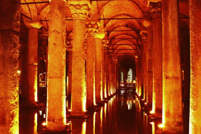 Стамбул, Цистерна Базилика