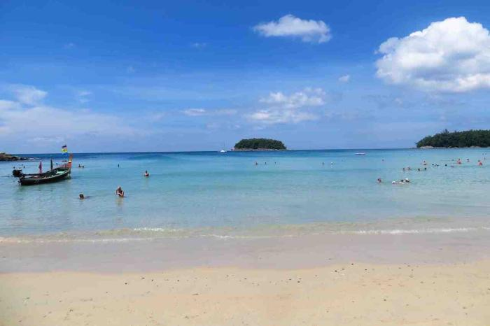 Погода на Пхукете в июне, пляж Ката бич