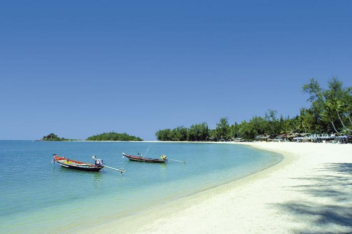 Самуи, Пляж на Самуи