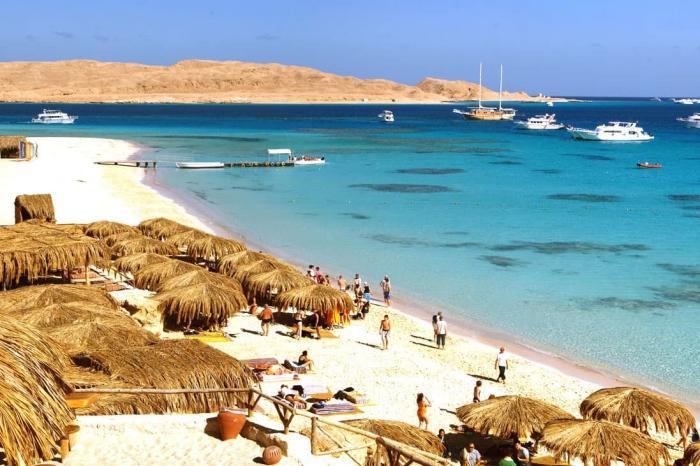 Египет, Курорт Хургада прекрасно подойдет для отдыха с детьми, здесь удобные пляжи