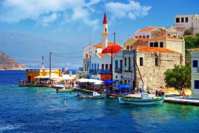 Греция, Красочный европейский колорит