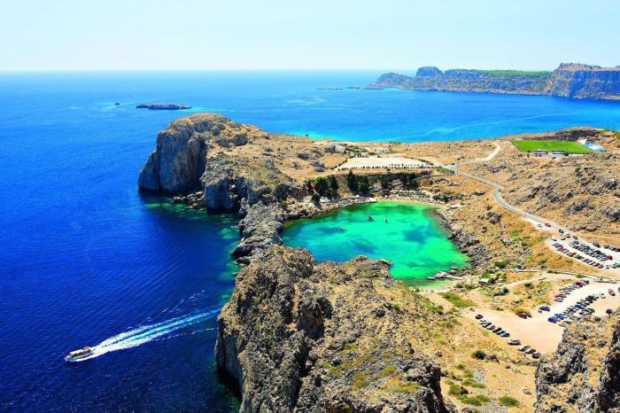 Греция, остров Родос