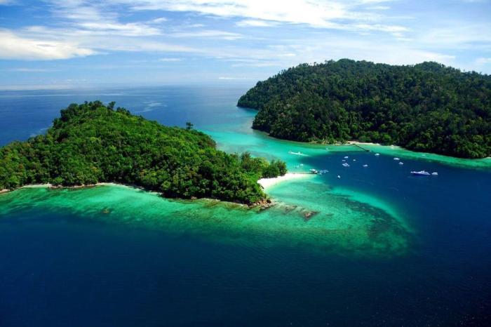 Индонезия, Тропики Борнео