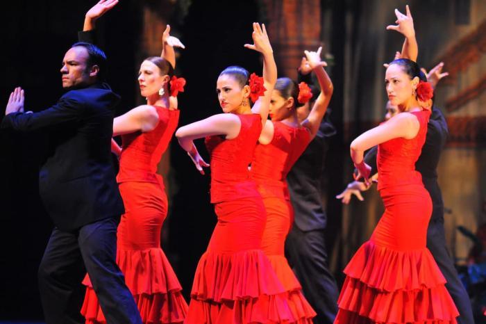 Испания, Страстный танец фламенко