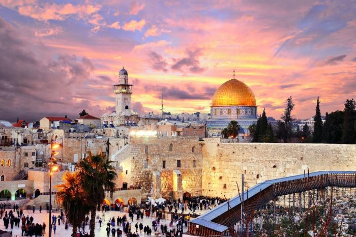 Израиль, Здесь сосредоточено большое количество святынь