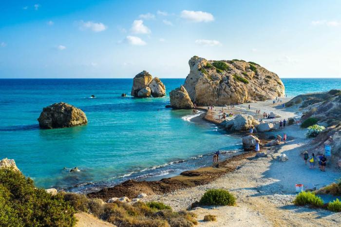 Кипр, Тихий и спокойный Протарас