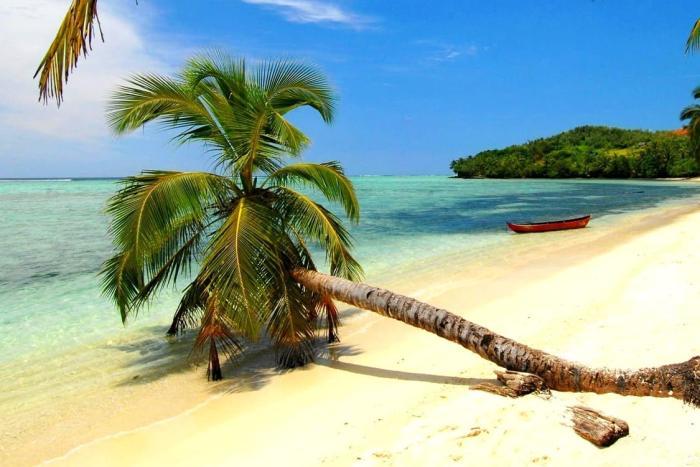 Мадагаскар, остров Сен Мари