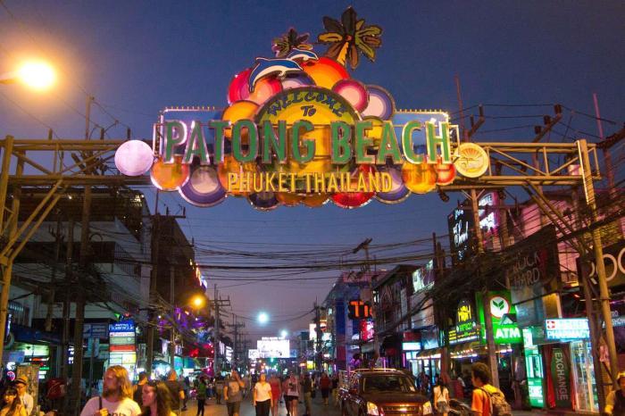 Таиланд Пхукет Патонг