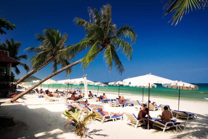 Тайланд в марте - где лучше отдыхать