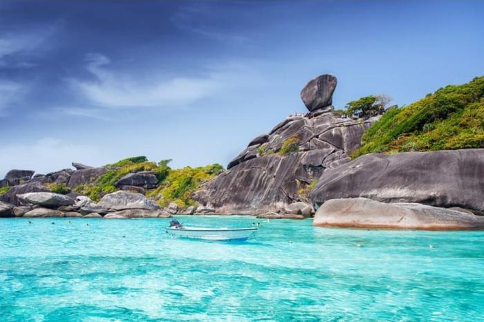 Погода на Пхукете в ноябре - Симиланские острова
