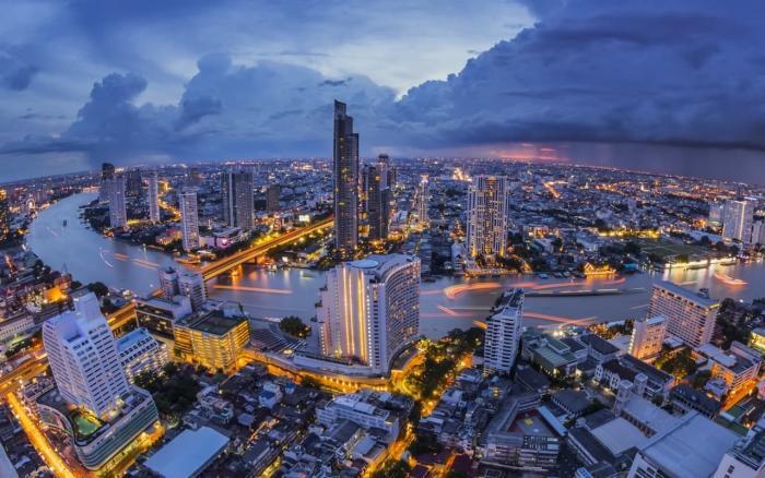 Где лучше отдыхать с ребёнком, Бангкок