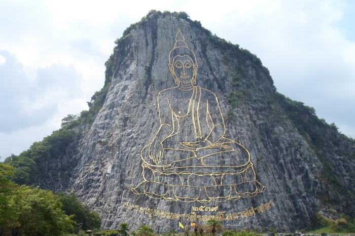 Паттайя, Гора Чау Чи Чан