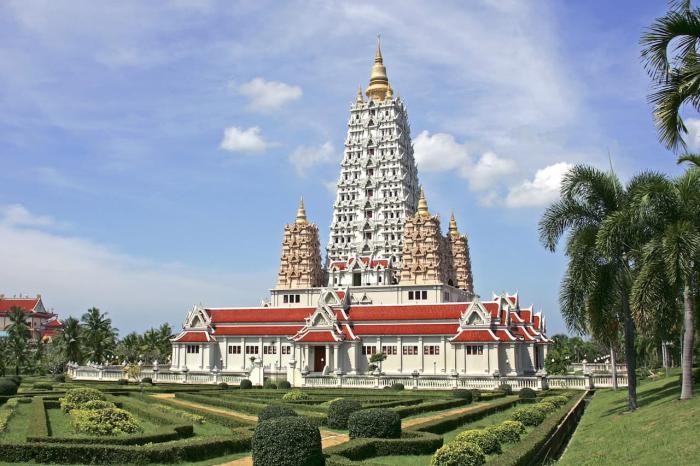 Паттайя, Храмовый комплекс Ват Ян