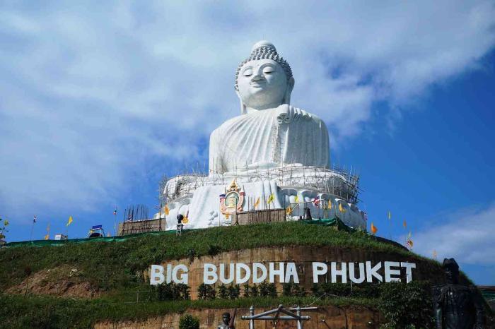 Погода на Пхукете в апреле - Большой Будда