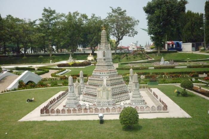 Паттайя, Парк миниатюр Мини Сиам