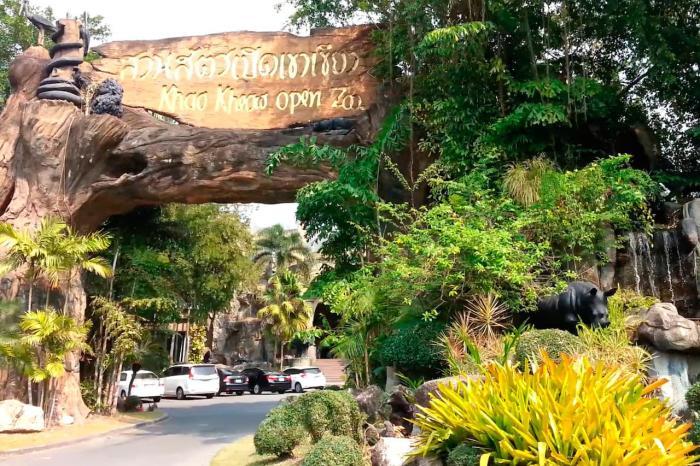 Погода в Паттайе в декабре - Зоопарк Кхао-Кхео