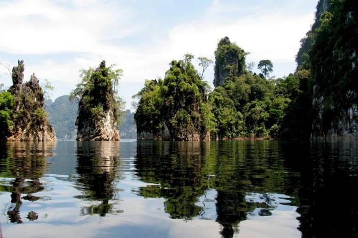 Пхукет, Озеро Чео Лан