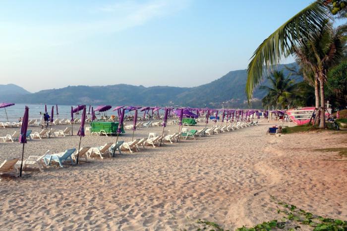 Погода на Пхукете в декабре - Пляж Патонг