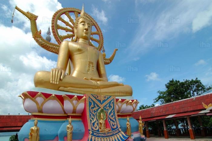 Погода на Самуи в декабре - Большой Будда
