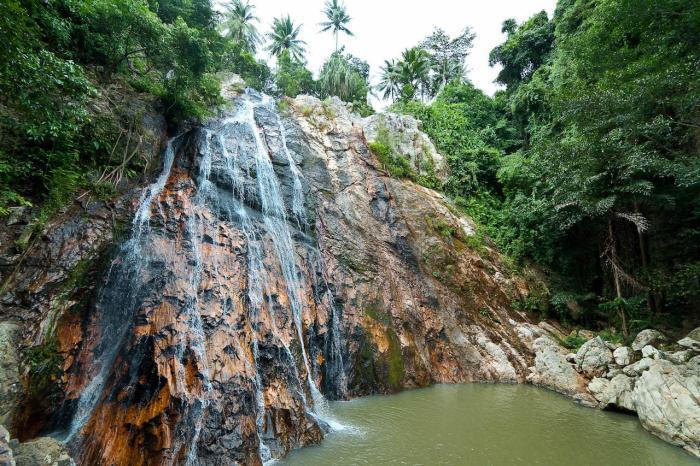 Самуи, Водопад Na Muang