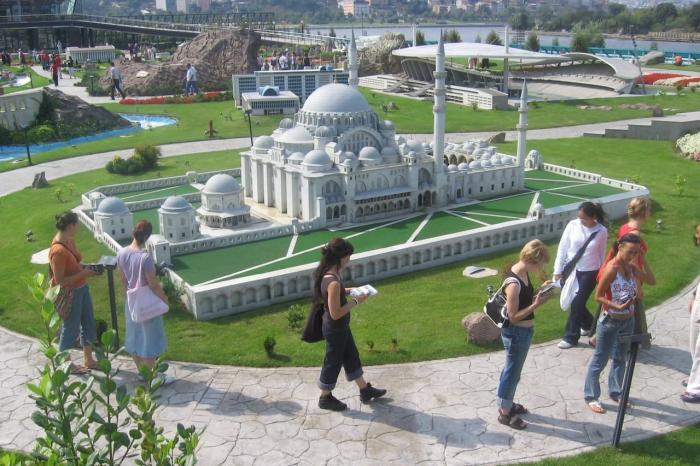 Стамбул для детей, Музей Миниатюрк