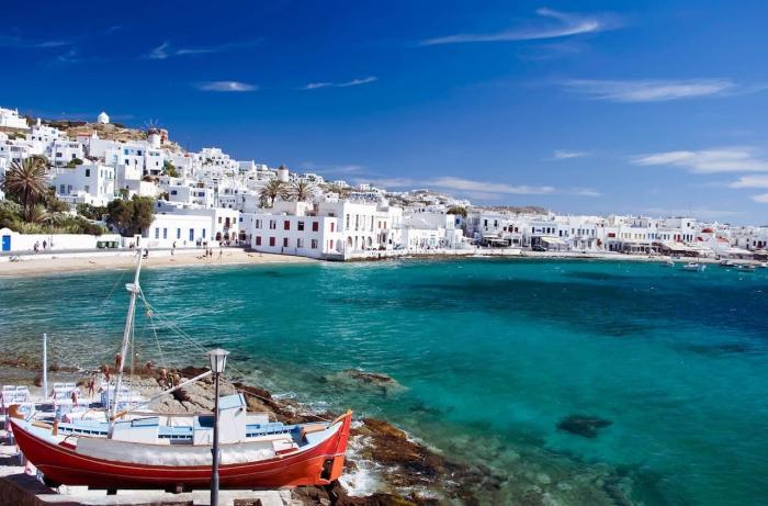 Погода на Крите в мае 2020 года