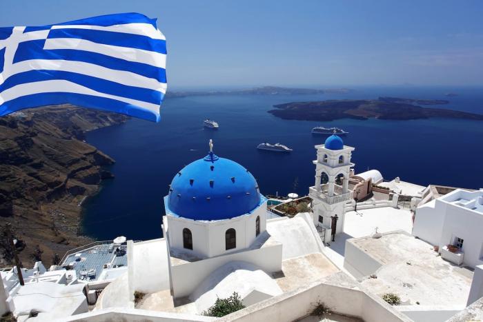 Погода в Греции в феврале 2021 года