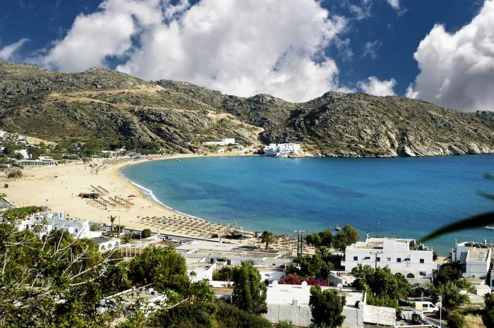 Погода в Греции в июле 2020 года