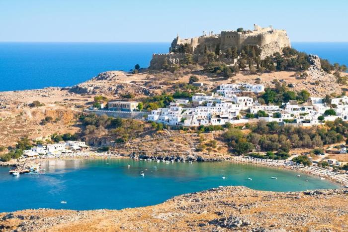 Погода в Греции в январе 2021 года