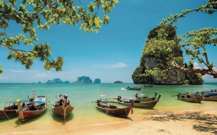 Погода в Тайланде в декабре 2019 года