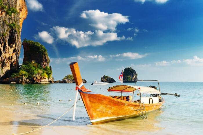 Погода в Тайланде в октябре 2020 года