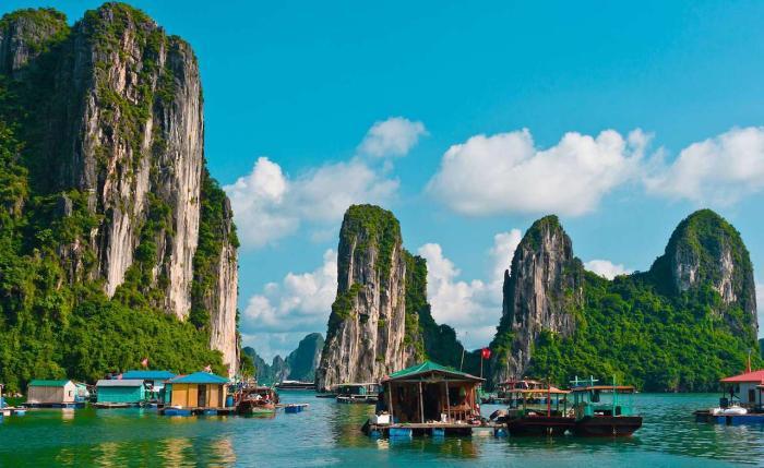 Погода во Вьетнаме в декабре 2021 года