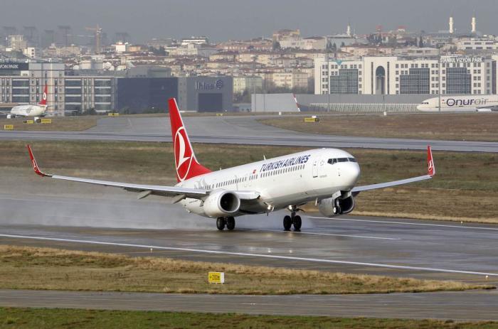 Сколько лететь до Турции из Москвы?
