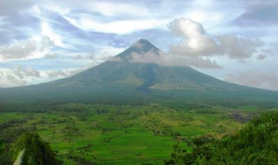 Филиппины, Вулкан Майон