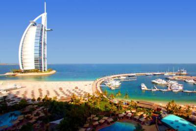 ОАЭ, пляжный отдых