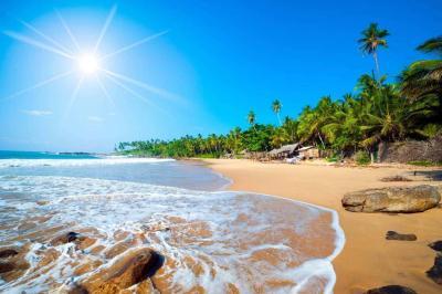 Шри-Ланка, пляж